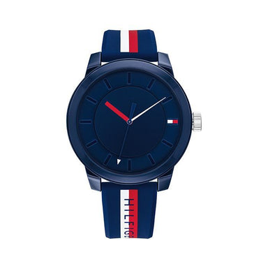 Tommy Hilfiger Blue Men's Watch (1791746)-Cocomi Malaysia