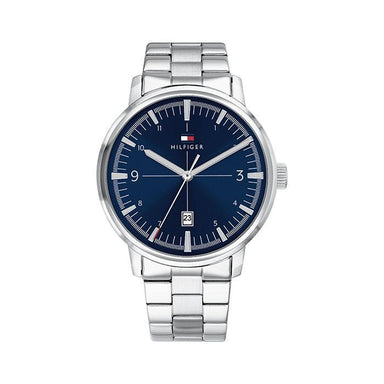 Tommy Hilfiger Blue Men's Watch (1791753)-Cocomi Malaysia