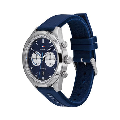 Tommy Hilfiger Blue Men's Watch (1791781)-Cocomi Malaysia