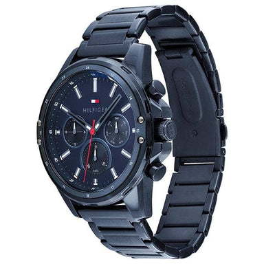 Tommy Hilfiger Blue Men's Watch (1791789)-Cocomi Malaysia