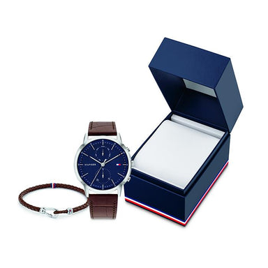 Tommy Hilfiger Blue Men's Watch (2770095)-Cocomi Malaysia