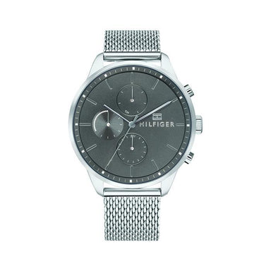 Tommy Hilfiger Grey Men's Watch (1791484)-Cocomi Malaysia