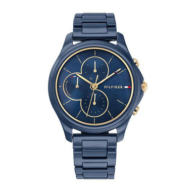 Tommy Hilfiger Navy Women's Watch (1782260)-Cocomi Malaysia