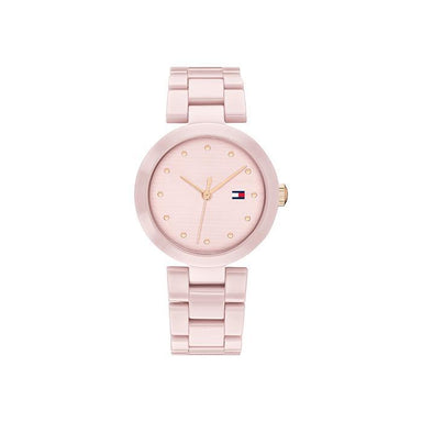 Tommy Hilfiger Pink Women's Watch (1782241)-Cocomi Malaysia