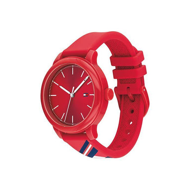 Tommy Hilfiger Red Women's Watch (1782233)-Cocomi Malaysia