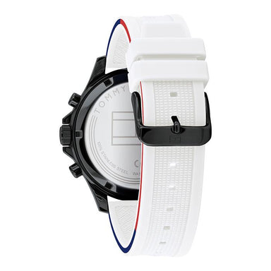 Tommy Hilfiger White Men's Watch (1791723)-Cocomi Malaysia