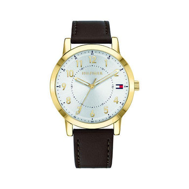Tommy Hilfiger White Men's Watch (1791751)-Cocomi Malaysia