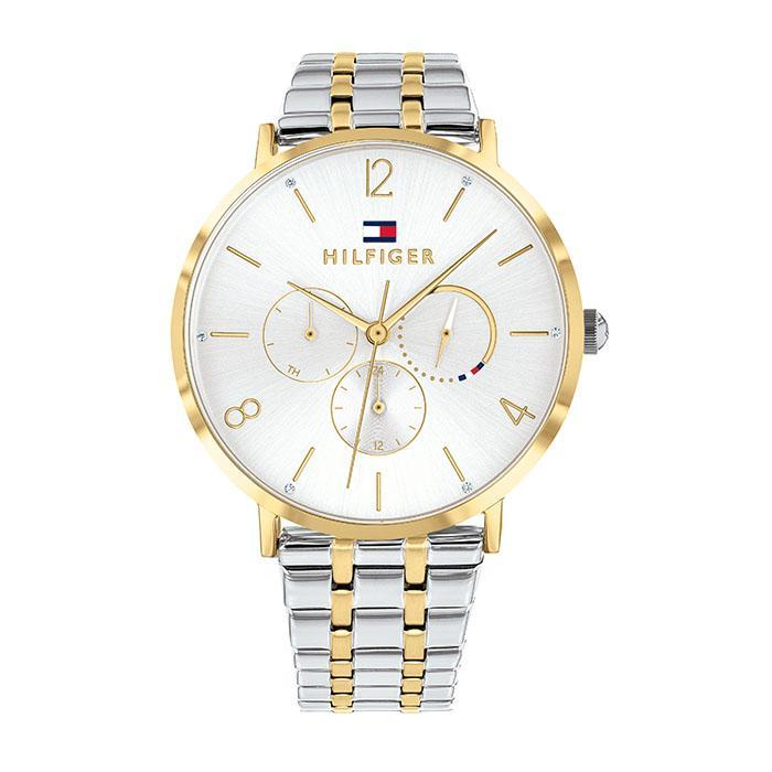 Tommy Hilfiger White Women's Watch (1782032)-Cocomi Malaysia