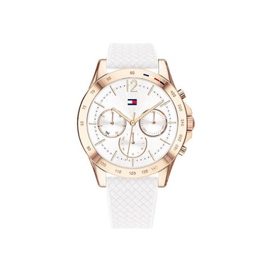 Tommy Hilfiger White Women's Watch (1782199)-Cocomi Malaysia