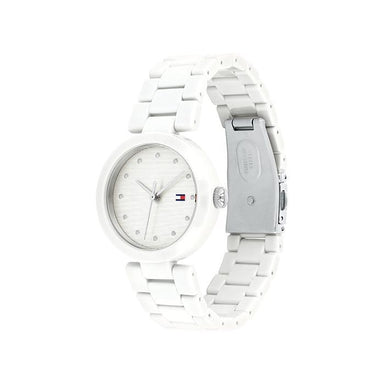 Tommy Hilfiger White Women's Watch (1782242)-Cocomi Malaysia