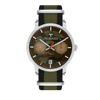 Trussardi T-Genus Green Sandal Men's Watch (R2471613003)-Cocomi Malaysia