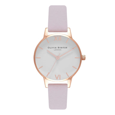 White Dial Blossom 30 mm Women's Watch-Cocomi Malaysia