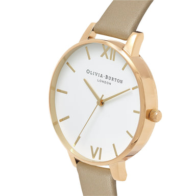 White Dial Sand 38 mm Women's Watch-Cocomi Malaysia