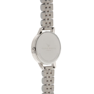 WHITE DIAL Silver 30 mm Women's Watch-Cocomi Malaysia