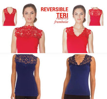 Load image into Gallery viewer, Sleeveless Reversible Camisole