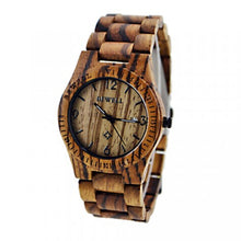 Load image into Gallery viewer, Unisex Wood Handrafted Watch