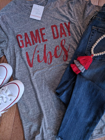 Game Day Vibes Tee