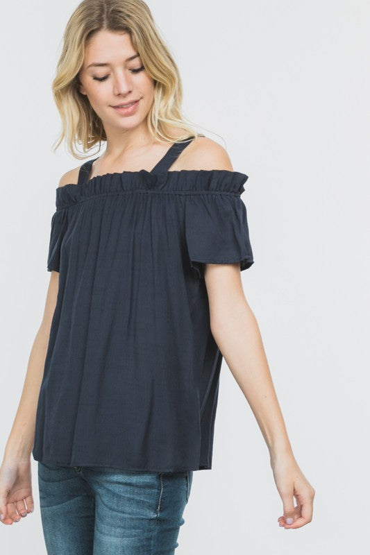 Open Shoulder Tank