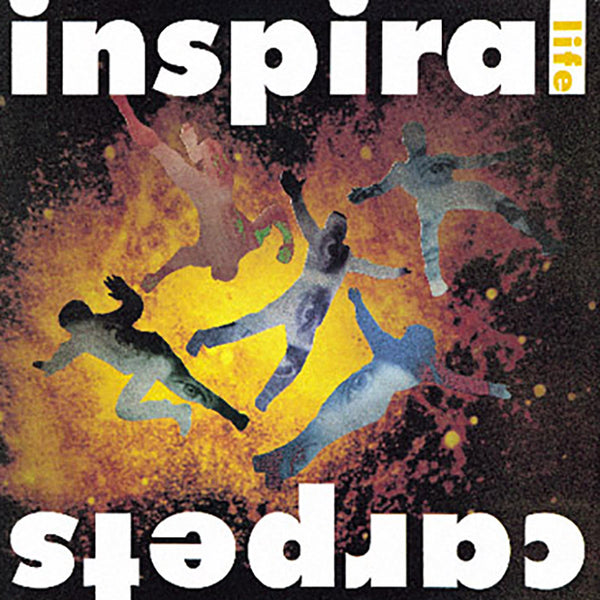 Inspiral Carpets - Life - CD + DVD