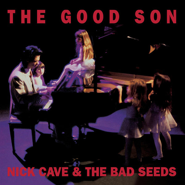 Nick Cave & The Bad Seeds - The Good Son - CD + DVD