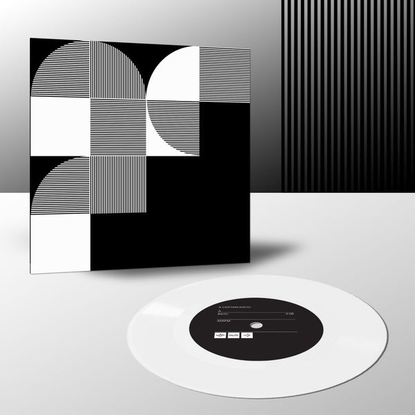 A Certain Ratio - Berlin - Limited Edition White 7