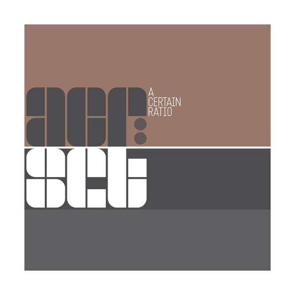 A Certain Ratio - acr:set - CD