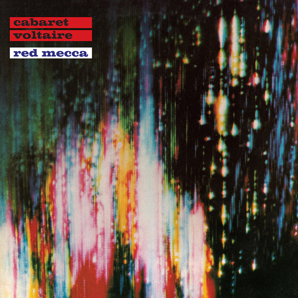 Cabaret Voltaire - Red Mecca - CD