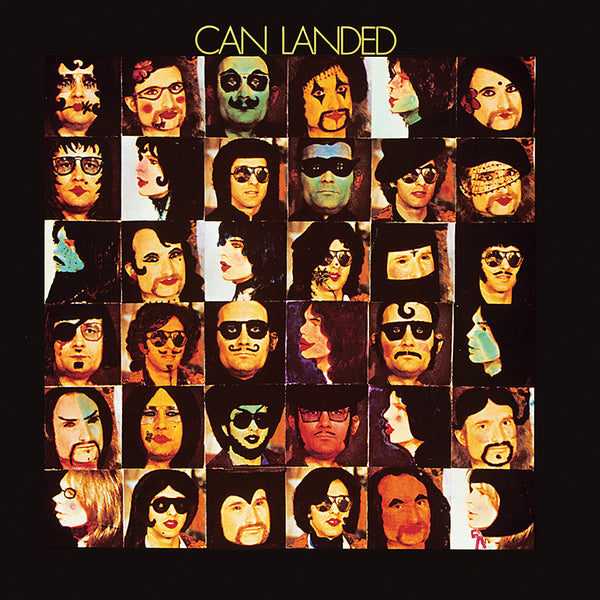 Can - Landed - Vinyl
