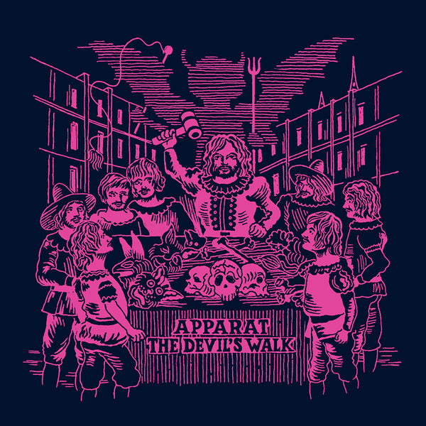 Apparat - The Devil's Walk - CD