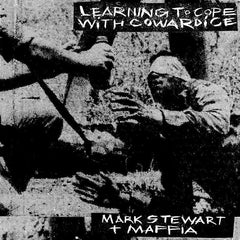 Mark Stewart And The Maffia - Learning To Cope With Cowardice / The Lost Tapes - Clear Vinyl
