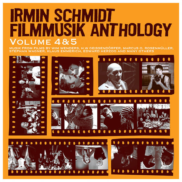 Irmin Schmidt - Filmmusik Anthology Volume 4 & 5 - 2CD
