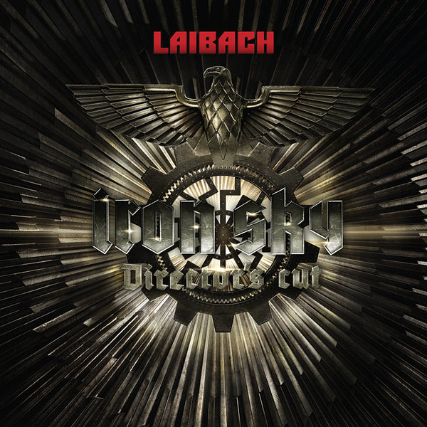 Laibach - Iron Sky - Director's Cut - The Original Film Soundtrack - Deluxe Double Vinyl