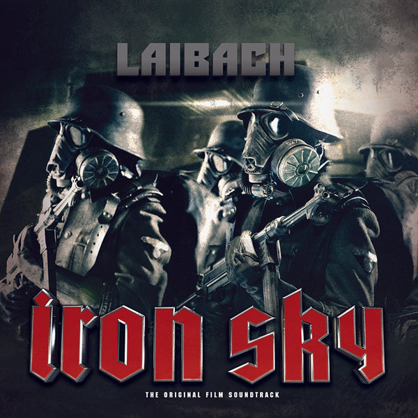 Laibach - Iron Sky - The Original Film Soundtrack - CD