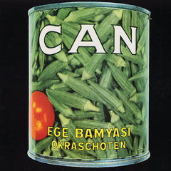 Can - Ege Bamyasi - Green Colour Vinyl