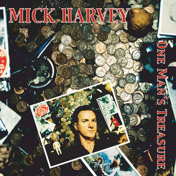 Mick Harvey - One Man's Treasure - CD