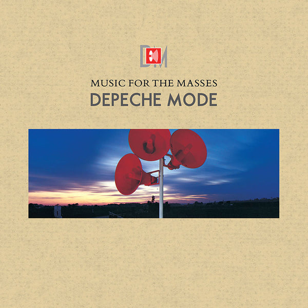 Depeche Mode - Music for the Masses - Vinyl