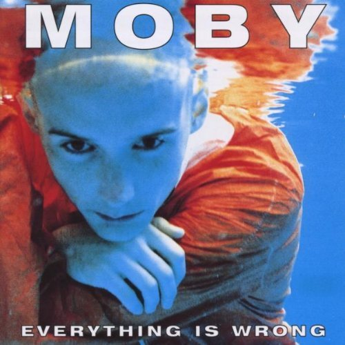 Moby - Everything Is Wrong - Vinyl