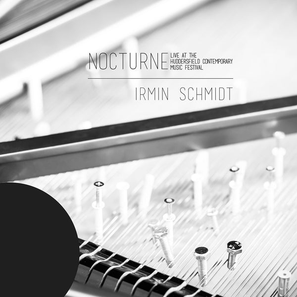 Irmin Schmidt - Nocturne (Live at Huddersfield Contemporary Music Festival) - CD