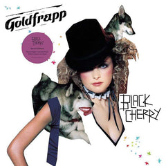 Goldfrapp - Black Cherry - Limited Edition Purple Vinyl + Exclusive Print