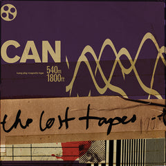 Can - Lost Tapes - 3CD Box Set