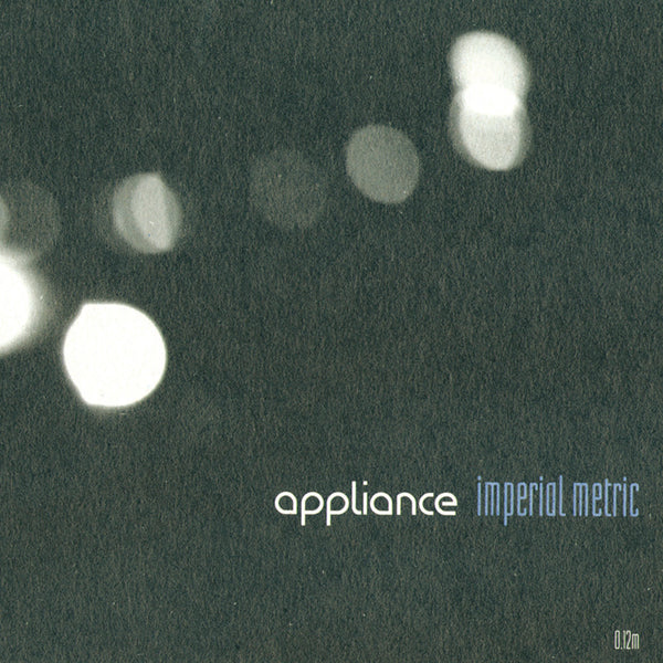 Appliance - Imperial Metric - CD