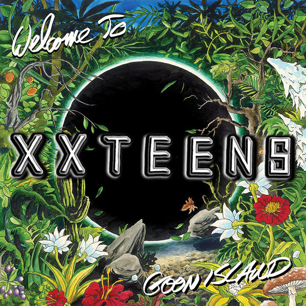 XX Teens - Welcome To Goon Island - Vinyl