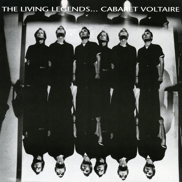 Cabaret Voltaire - The Living Legends... - CD