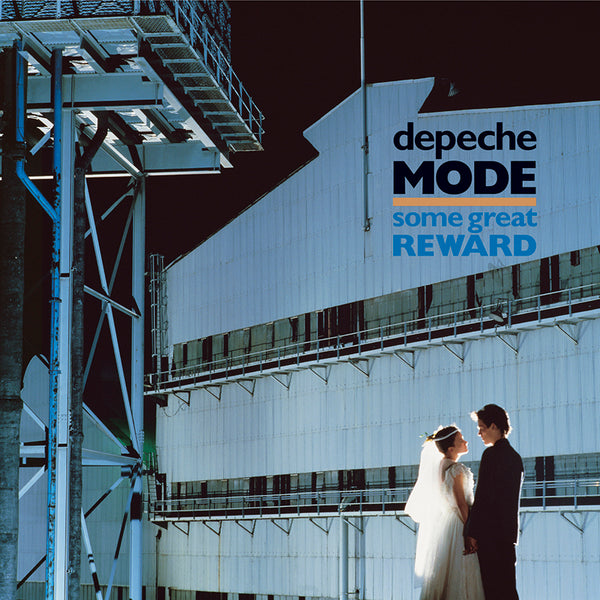 Depeche Mode - Some Great Reward - Vinyl