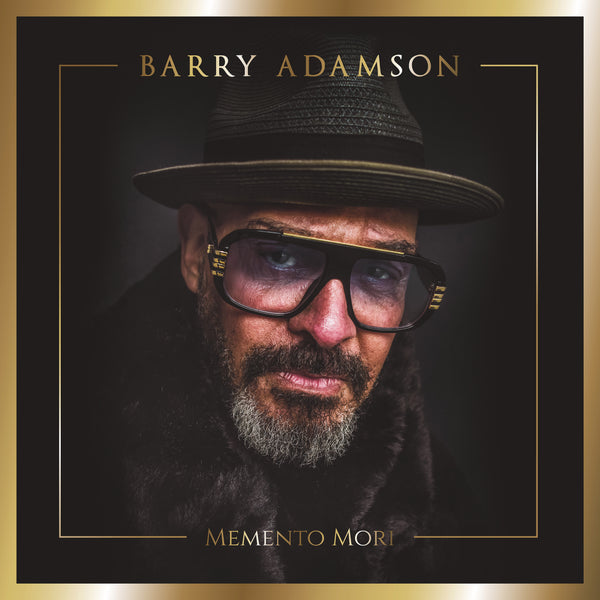 Barry Adamson - Memento Mori (Anthology 1978 - 2018) - Gold Vinyl