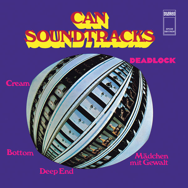 Can - Soundtracks (Remastered) - CD