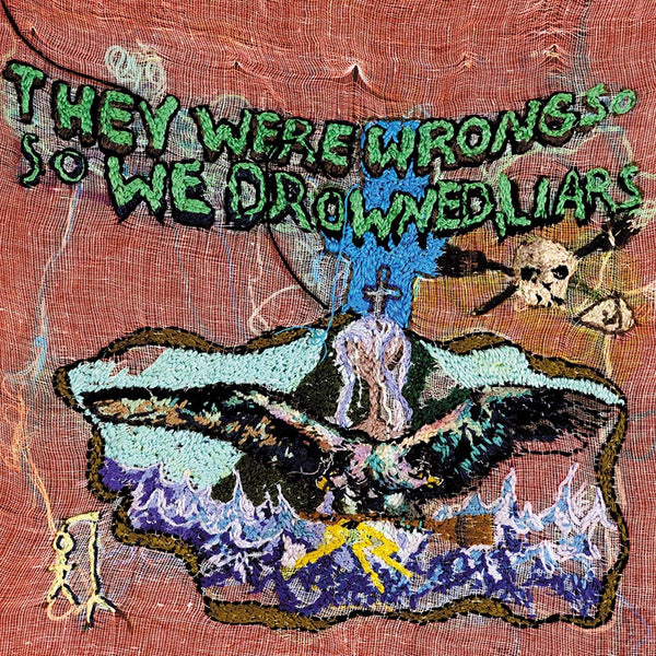 Liars - They Were Wrong, So We Drowned - CD