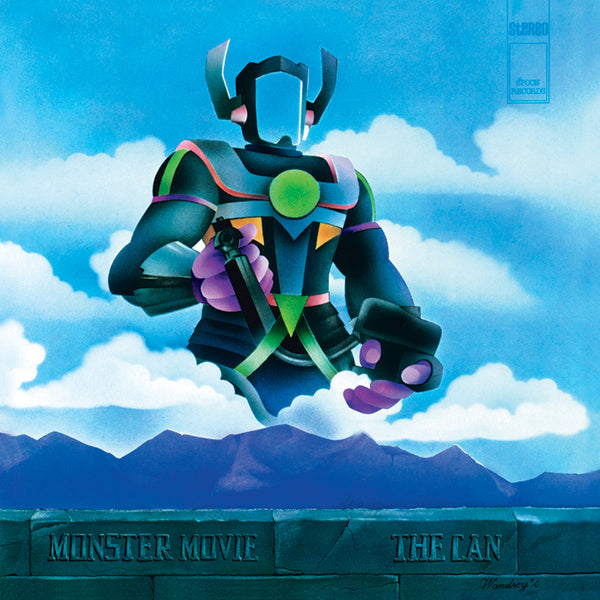 Can - Monster Movie (Remastered) - CD