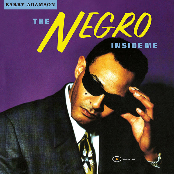 Barry Adamson - The Negro Inside Me - CD
