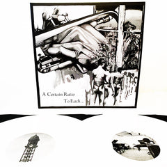 A Certain Ratio - To Each - Limited Edition White Vinyl